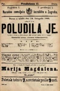 Poludila je : Igrokaz u 3 čina / po Melesvillevom