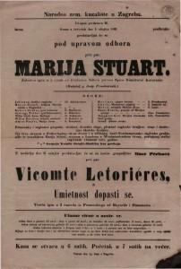Marija Stuart Žalostna igra u 5 činah