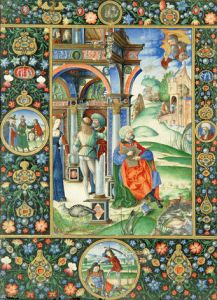 Prizori iz života kralja Davida