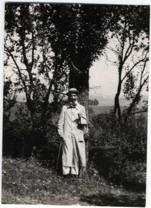 Antun Gustav Matoš u šetnji zagrebačkom okolicom