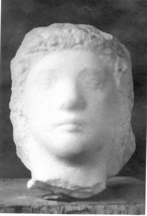 Bakić, Vojin (1915-1992) : Portret [Bauer, Antun (1911-2000) ]
