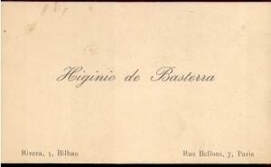 Higinio de Basterra