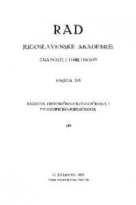 Knj. 109(1933) : RAD