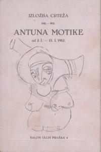 Izložba crteža Antuna Motike 1941.-1951.