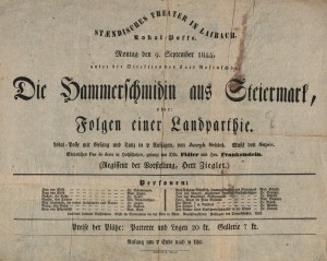Die Hammerschmidin aus Steiermark ober Folgen einer Landparthie