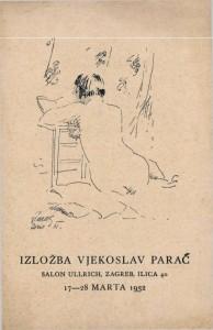 Izložba Vjekoslav Parać