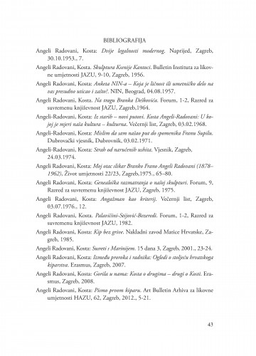 Bibliografija, literatura : izbor : Spomenica preminulim akademicima
