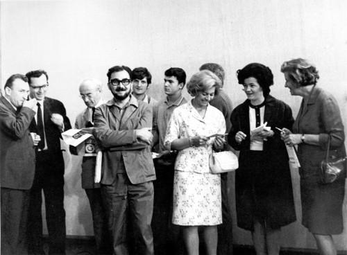 Izložba žena i muškaraca, Galerija Studentskog centra, 27. lipnja 1969
