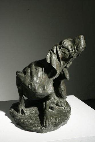 Pas koji se češe