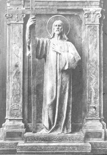 Valdec, Rudolf: Isus Spasitelj - sadreni model ]