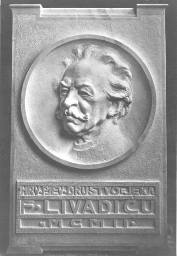 Spomen ploča Ferde Livadića