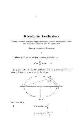 O bipolarnim koordinatama