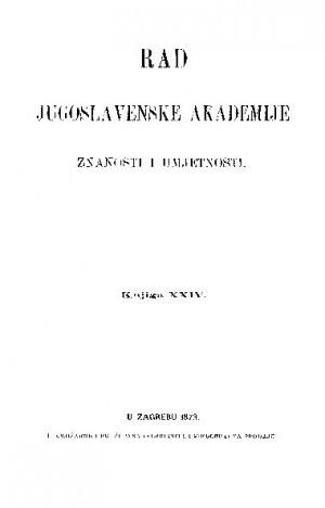 Knj. 24(1873) : RAD