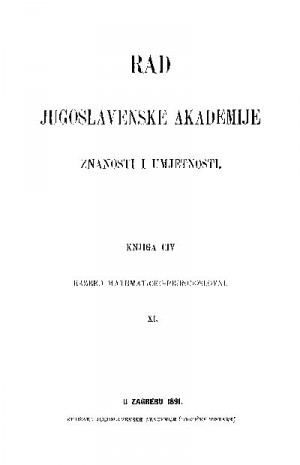Knj. 11(1891) : RAD