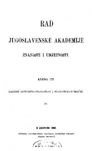 Knj. 69(1908) : RAD