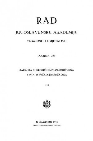 Knj. 113(1935) : RAD