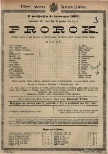 Prorok velika opera u pet činova / od Mayerbeera