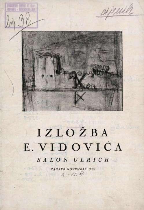 Izložba E. Vidovića