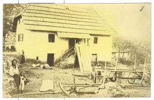 Kuća Luke Milkovića (Matešinog) [Simonović, Radivoj (1858-1950) ]