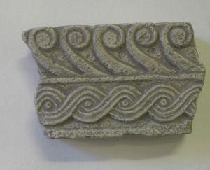 Fragment grede s pleterom Nepoznat