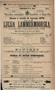 Lucija Lammermoorska Tragička opera u 3 čina