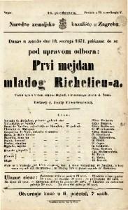 Prvi mejdan mladog Richelieu-a Vesela igra u 2 čina