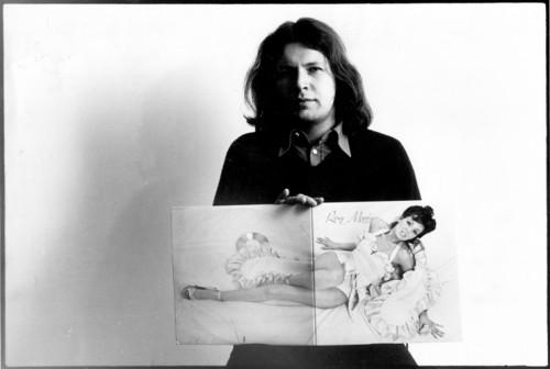 Izložba omotnica ploča rock glazbe, Galerija Studentskog centra, Zagreb, 1-8 ožujka 1974