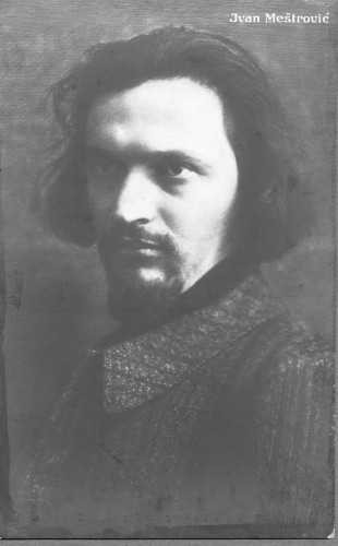 Ivan Meštrović, 1910.