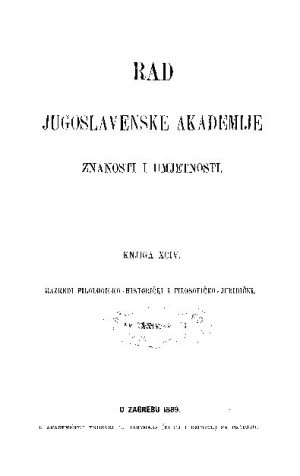 Knj. 24(1889) : RAD