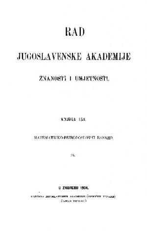 Knj. 35(1904) : RAD