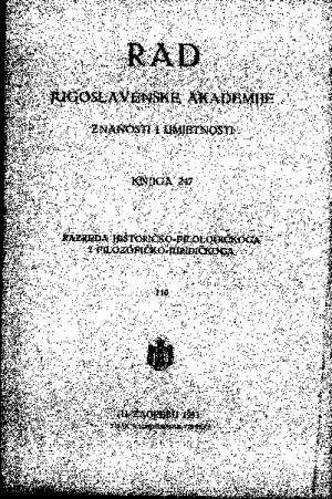 Knj. 110(1933) : RAD