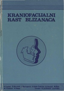Kraniofacijalni rast blizanaca : studija relevantnih parametara