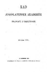 Knj. 14(1871) : RAD
