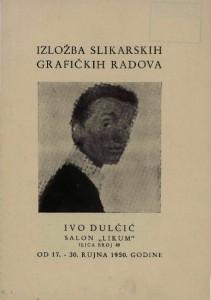 Izložba slikarskih grafičkih radova Ivo Dulčić