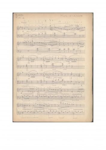 Sonata B-dur K. V. 570