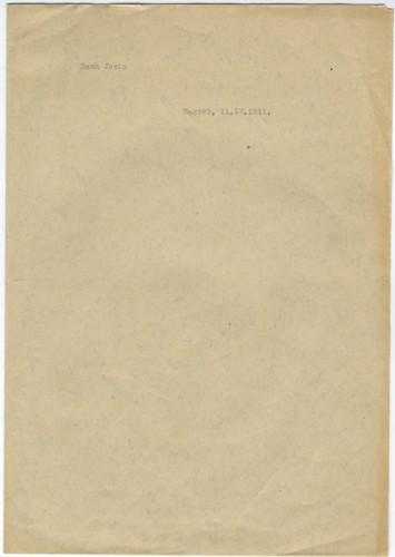 Korespondencija upućena Josipu Bachu