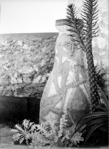 Picasso, Pablo: Pablo Picasso - Keramička vaza, Muzej Grimaldi, Antibes [Barbić, Vesna]