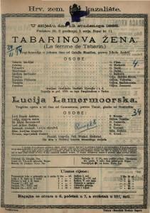 Tabarinova žena Tragi-komedija u jednom činu / od Catulla Mendèsa