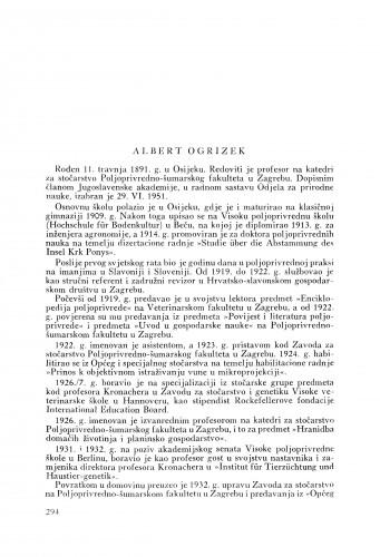 Albert Ogrizek
