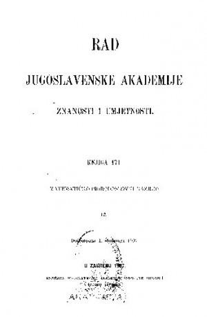 Knj. 42(1907) : RAD