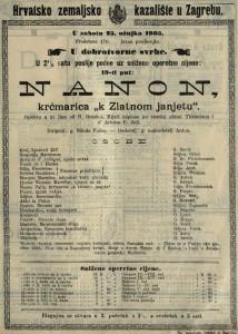 Nanon, krčmarica