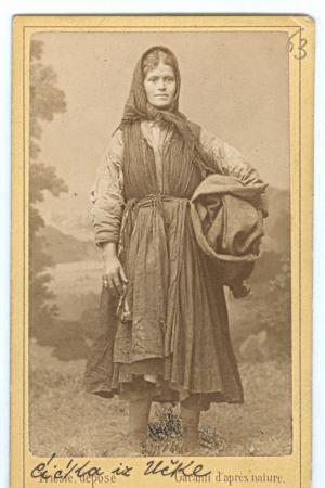 Ćićka iz Učke [Ptašinsky, Josef (1863-1908) ]