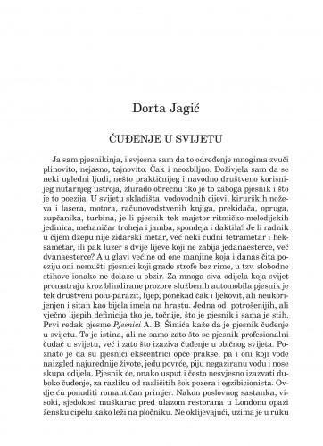 Čuđenje u svijetu : Forum : mjesečnik Razreda za književnost Hrvatske akademije znanosti i umjetnosti.