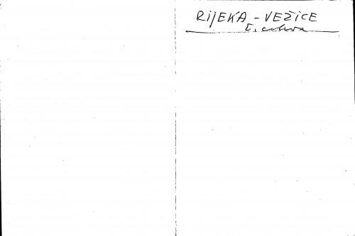 Rijeka - Vežice ž. crkva