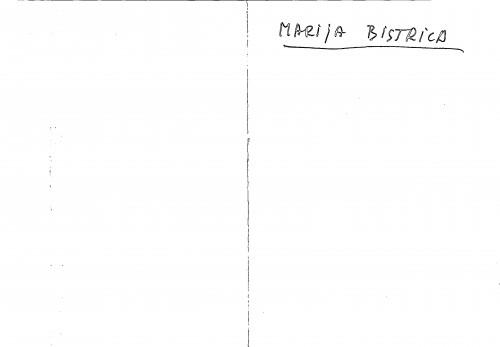 Marija Bistrica