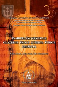 Tamburaški orkestar Glazbene škole Alberta Štrige Križevci
