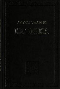 Kronika vezda znovich zpravliena kratka szlouenzkim iezikom : Posebna izdanja / Hrvatska akademija znanosti i umjetnosti, Zavod za znanstveni rad u Varaždinu