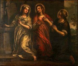 Alegorija triju teoloških vrlina