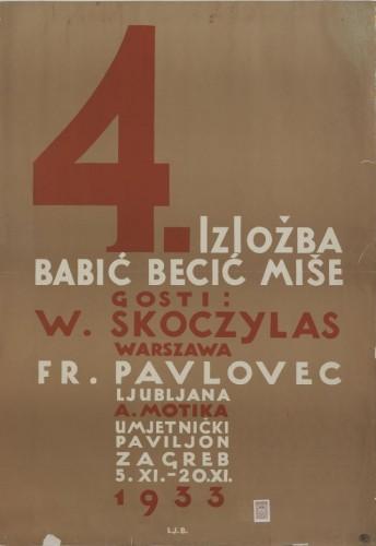 4. izložba Babić, Becić, Miše