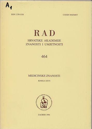 Knj. 26(1994) : RAD